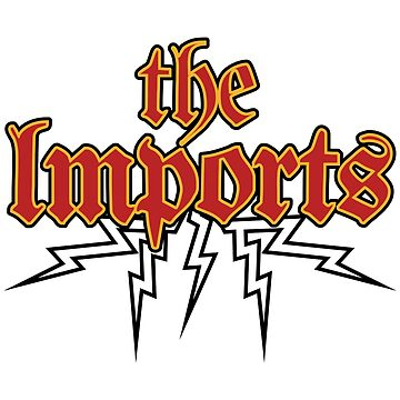 the Imports by expandable