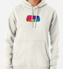 bh couch iridescence! Pullover Hoodie