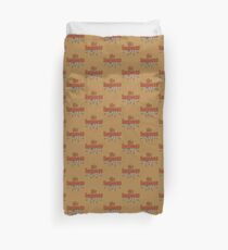 the Imports Duvet Cover