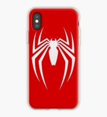 PS4 Spider iPhone Case