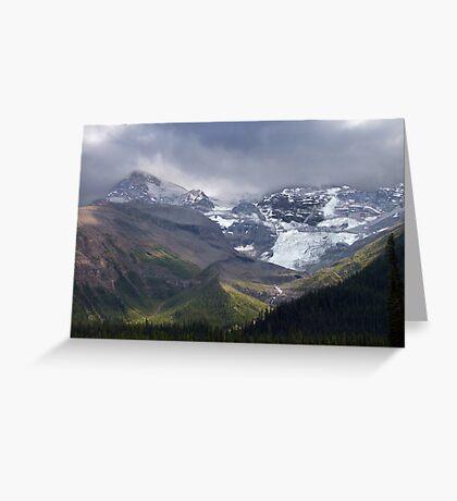 High Country Vista Greeting Card