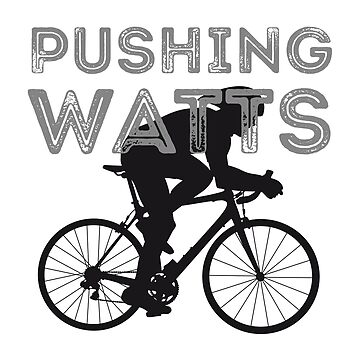 Cycling Pushing Watts TT Rides by UrbanTailsGear