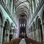 An Aisle in Bayeux by Larry Davis
