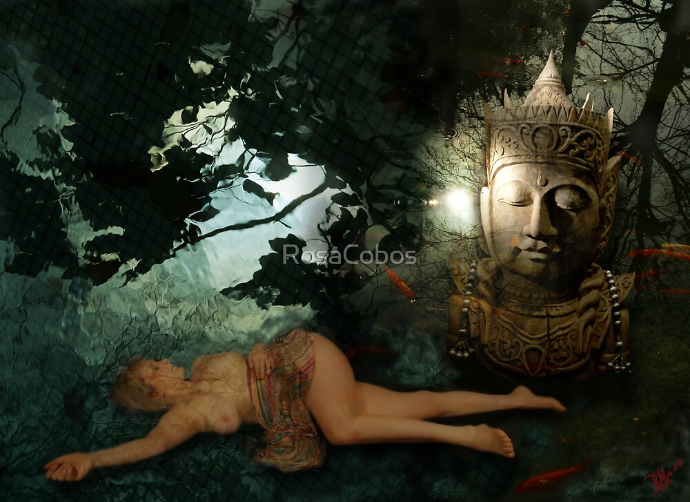 Buddah's Temptation by RosaCobos