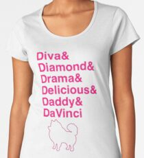 Jeffree Star Pomeranians Women's Premium T-Shirt