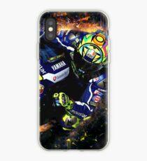 Valentino Rossi iPhone Case