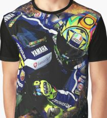 Valentino Rossi T Shirts Fur Manner Redbubble