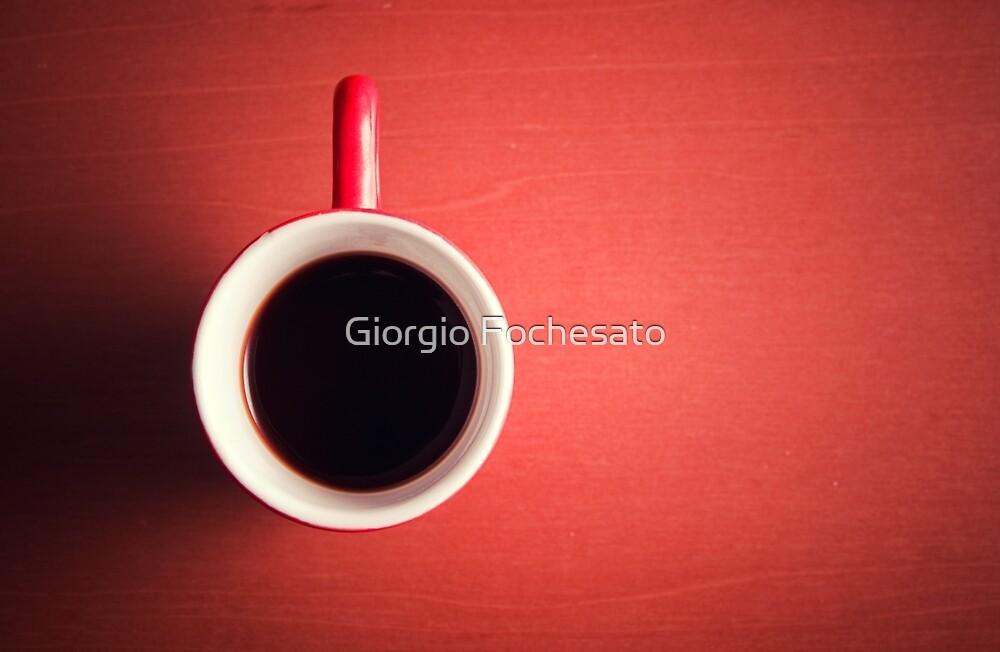Coffee Cup by Giorgio Fochesato