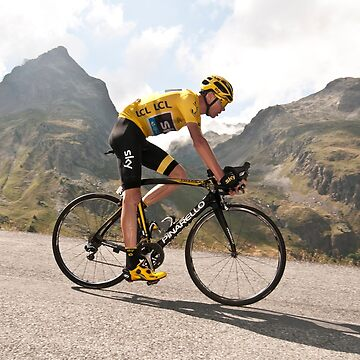 Chris Froome by EamonF