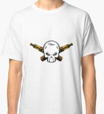 Steam Vape Skull EZIGARETTE Classic T-Shirt