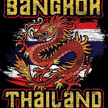 Thailand Asia by GeschenkIdee