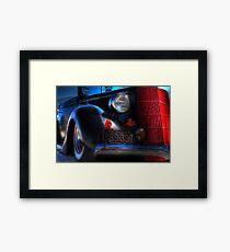 Devil Ford Framed Print