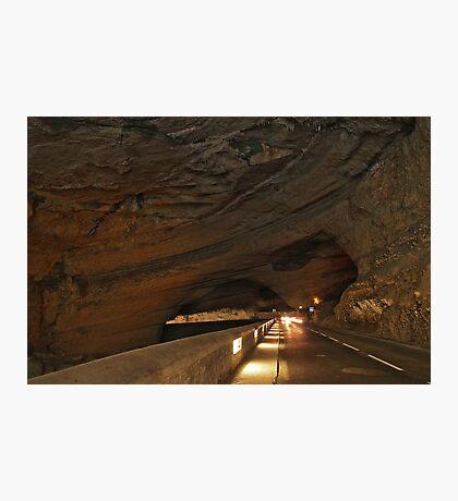 Grotte du Mas d'Azil 2 Photographic Print