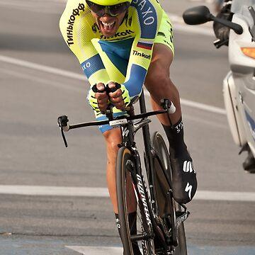 Alberto Contador by EamonF