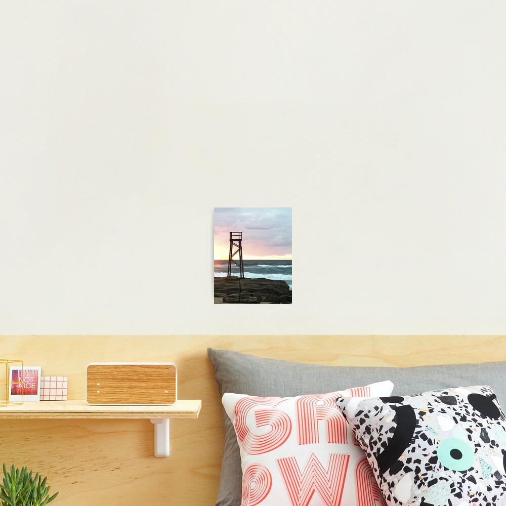 Sunrise at Redhead Beach - 1 Photographic Print