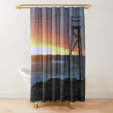 Sunrise at Redhead Beach - 3 Shower Curtain