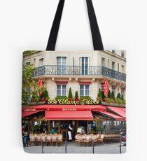 Parisian Cafe 1 Tote Bag