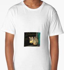 Brushtail Possum and Baby Long T-Shirt