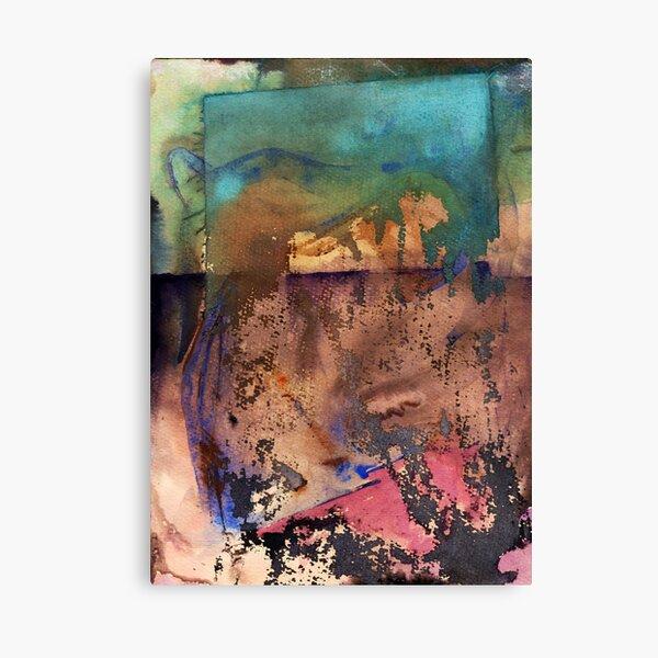 Etude: Homage to Iannis Xenakis #2 Canvas Print