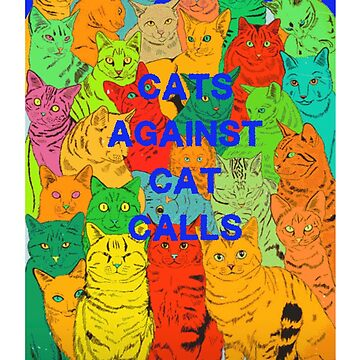 Cats against catcalls by MelanixStyles