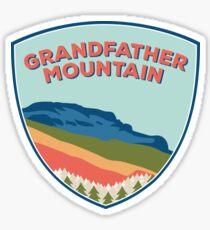 Grandfather Mountain Sticker
