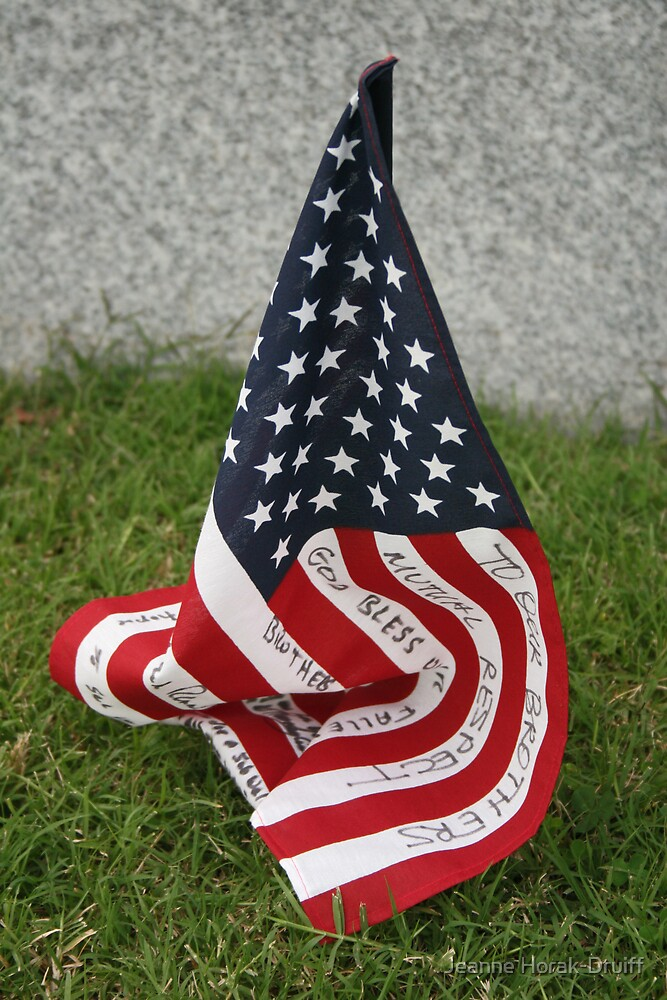 Stars and stripes by Jeanne Horak-Druiff