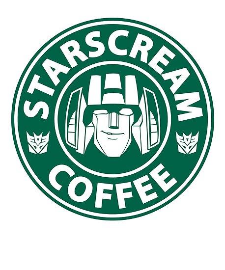 Starscream Coffee by ragewolf11