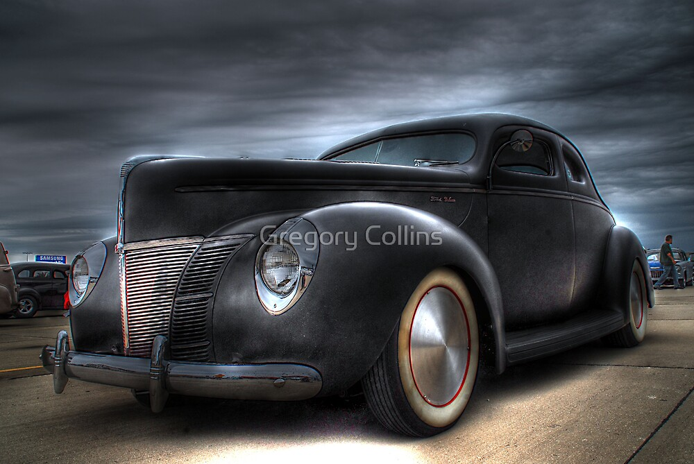Black Tie by Gregory Collins