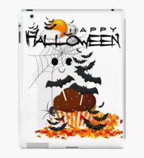 Halloween Bat Cupcake iPad Case/Skin