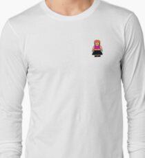 Lego Minifigure Long Sleeve T-Shirt