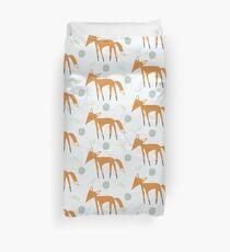 Foxy Pattern Duvet Cover