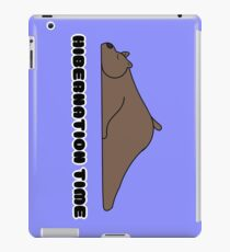 Hibernation Time iPad Case/Skin