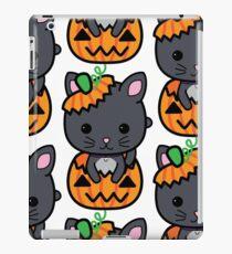 Cute Halloween Cats iPad Case/Skin