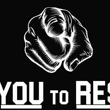 I want you to resist by GPam