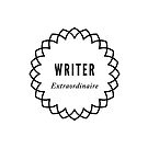 I am a writer. Your words are important. by Monica Carroll