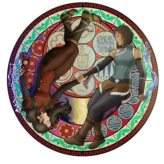 Korrasami - Circle by Ansdrela