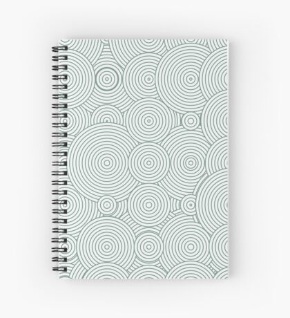 Raindrops 100 Spiral Notebook