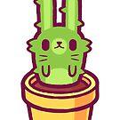 Bunny Cactus  by cronobreaker