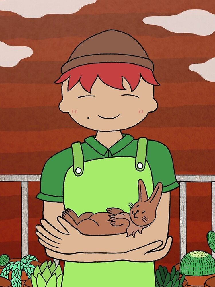 Farm Boy by supercooperb