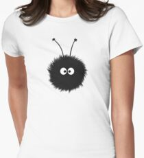Dazzled Bug Womens Fitted T-Shirt