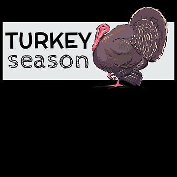 Turkey Season by DogBoo