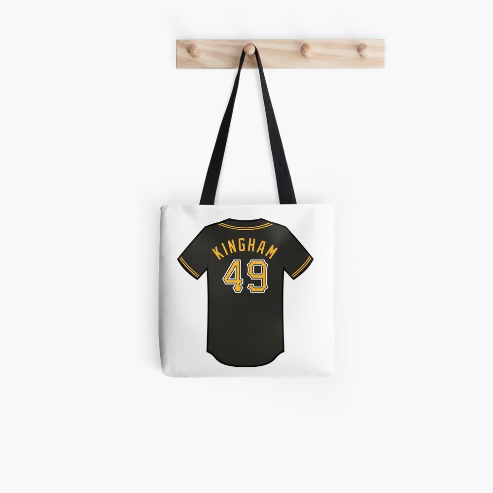 Nick Kingham Jersey Tote Bag