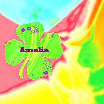 Amelia - good luck by myfavourite8