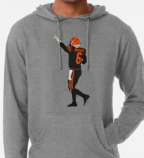 Baker Mayfield s First Win Lightweight Hoodie 36ffc796f