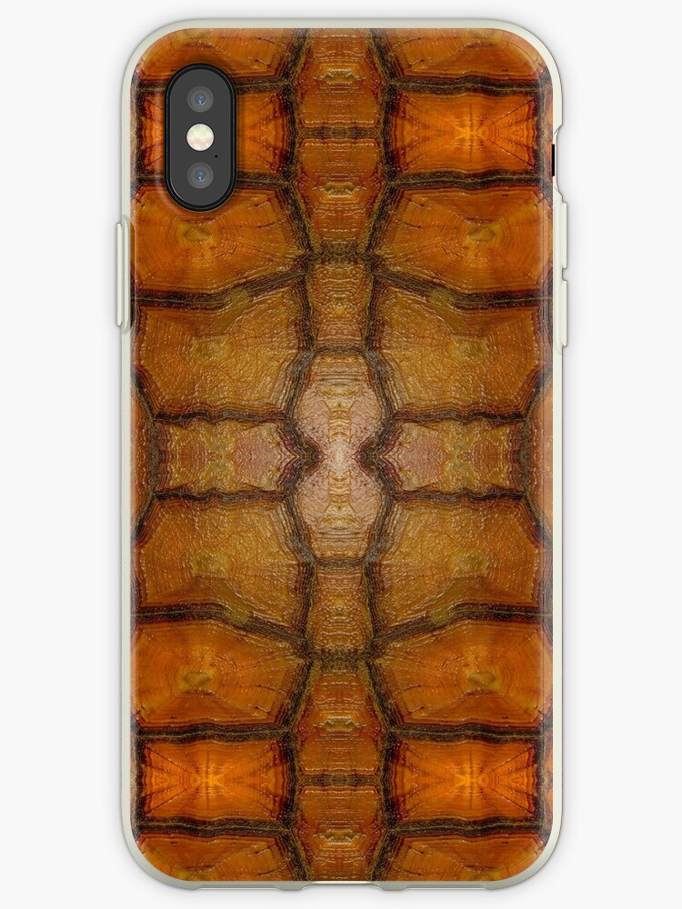 Sea Turtle Shell iPhone / Samsung Galaxy Case by Tucoshoppe