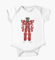 Polarobo Short Sleeve Baby One-Piece
