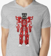 Polarobo Men's V-Neck T-Shirt