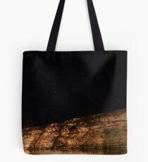 Swan Reach Cliffs at night Tote Bag