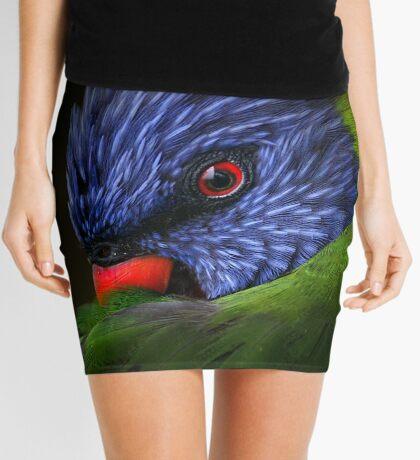 lorikeet Mini Skirt