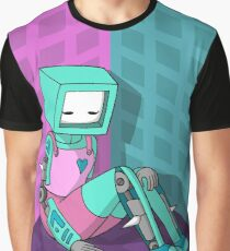 Robo Girl Graphic T-Shirt